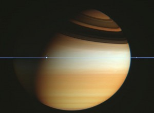 Photo courtesy of Cassini Imaging Team, ISS, JPL, ESA, NASA